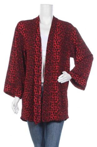 Дамска жилетка Vrs Woman, Размер M, Цвят Червен, Цена 24,15лв.
