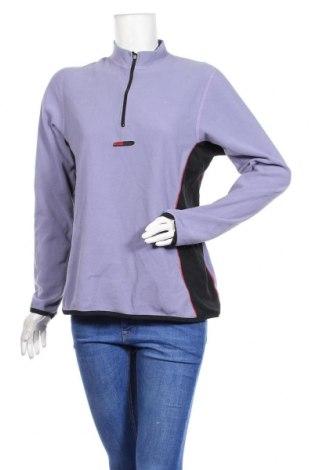 Дамска поларена блуза Odlo, Размер L, Цвят Лилав, Полиестер, Цена 16,96лв.