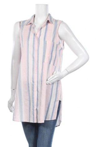 Дамска риза La Morena, Размер L, Цвят Многоцветен, 60% памук, 40% вискоза, Цена 27,72лв.