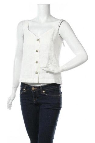 Γυναικείο πουκάμισο Review, Μέγεθος S, Χρώμα Λευκό, Βαμβάκι, Τιμή 7,22€