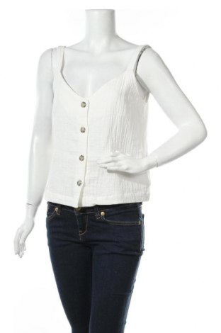 Γυναικείο πουκάμισο Review, Μέγεθος M, Χρώμα Λευκό, Βαμβάκι, Τιμή 6,19€