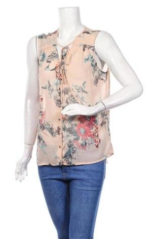 Дамска риза Vero Moda, Размер L, Цвят Многоцветен, Полиестер, Цена 21,00лв.
