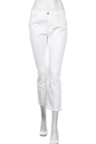 Γυναικείο Τζίν Dondup, Μέγεθος M, Χρώμα Λευκό, 98% βαμβάκι, 2% ελαστάνη, Τιμή 40,62€