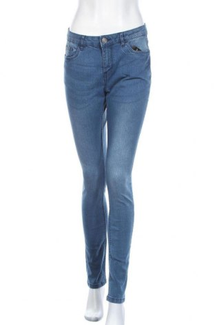 Дамски дънки Esmara, Размер M, Цвят Син, 81% памук, 17% полиестер, 2% еластан, Цена 32,55лв.