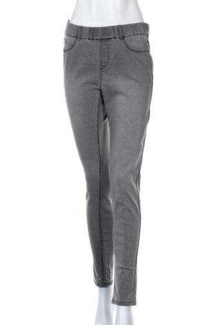 Дамски дънки Laura Torelli, Размер M, Цвят Сив, Цена 27,30лв.