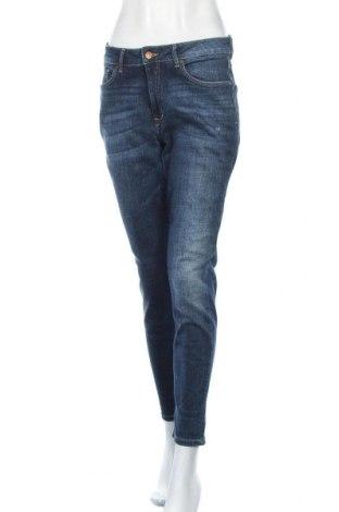 Γυναικείο Τζίν Mango, Μέγεθος M, Χρώμα Μπλέ, 98% βαμβάκι, 2% ελαστάνη, Τιμή 15,46€
