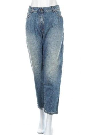Γυναικείο Τζίν TWINSET, Μέγεθος XL, Χρώμα Μπλέ, Βαμβάκι, Τιμή 59,56€