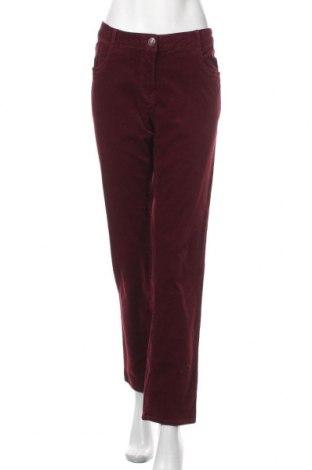 Дамски джинси Blue Motion, Размер L, Цвят Червен, 98% памук, 2% еластан, Цена 22,94лв.