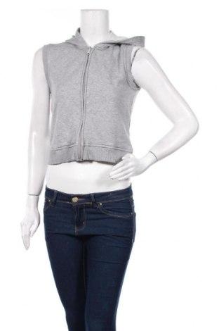 Дамски елек S.Oliver, Размер S, Цвят Сив, 90% памук, 10% полиестер, Цена 5,78лв.