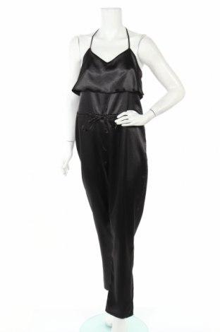 Дамски гащеризон Alice&you, Размер XL, Цвят Черен, 95% полиестер, 5% еластан, Цена 11,50лв.