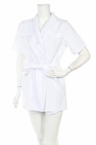 Γυναικεία σαλοπέτα Boohoo, Μέγεθος M, Χρώμα Λευκό, Τιμή 9,74€