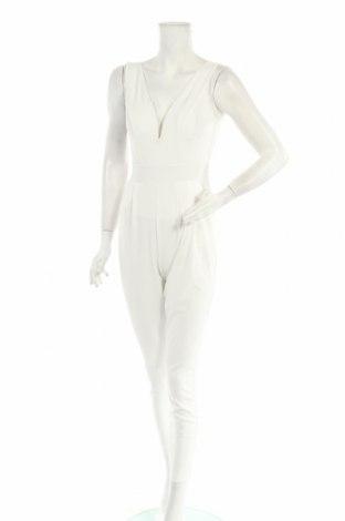 Γυναικεία σαλοπέτα Boohoo, Μέγεθος M, Χρώμα Λευκό, 95% πολυεστέρας, 5% ελαστάνη, Τιμή 16,42€