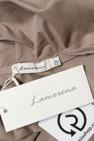 Γυναικεία σαλοπέτα La Morena, Μέγεθος L, Χρώμα  Μπέζ, Βαμβάκι, Τιμή 12,33€