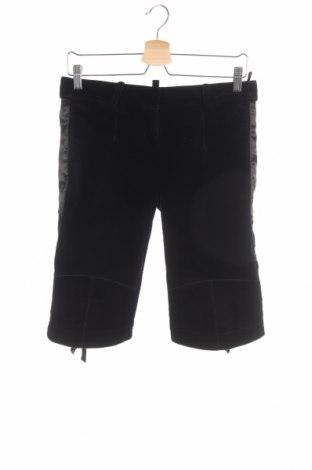 Γυναικείο κοντό παντελόνι Atos Lombardini, Μέγεθος S, Χρώμα Μπλέ, 98% βαμβάκι, 2% ελαστάνη, Τιμή 10,46€