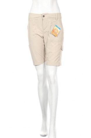 Γυναικείο κοντό παντελόνι Columbia, Μέγεθος S, Χρώμα  Μπέζ, Πολυαμίδη, Τιμή 24,95€