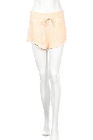 Дамски къс панталон Hurley, Размер M, Цвят Розов, 45% памук, 30% вискоза, 22% полиестер, 3% еластан, Цена 46,80лв.