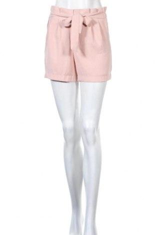 Γυναικείο κοντό παντελόνι ONLY, Μέγεθος XS, Χρώμα Ρόζ , Πολυεστέρας, Τιμή 12,63€