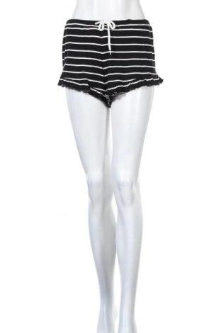 Дамски къс панталон Review, Размер S, Цвят Черен, 95% вискоза, 5% еластан, Цена 8,28лв.