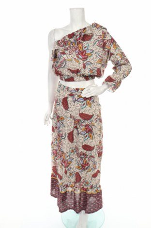 Дамски костюм Rinascimento, Размер S, Цвят Многоцветен, 100% памук, Цена 101,40лв.