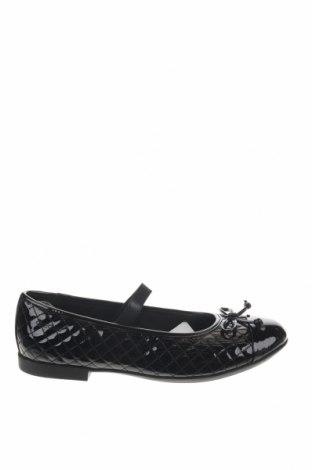 Παιδικά παπούτσια Geox, Μέγεθος 36, Χρώμα Μαύρο, Δερματίνη, Τιμή 20,11€