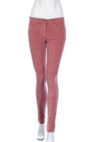 Дамски панталон Blue Motion, Размер S, Цвят Розов, 99% памук, 1% еластан, Цена 24,94лв.