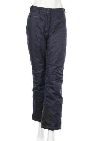 Дамски панталон за зимни спортове Crane, Размер XL, Цвят Син, Полиестер, Цена 37,91лв.
