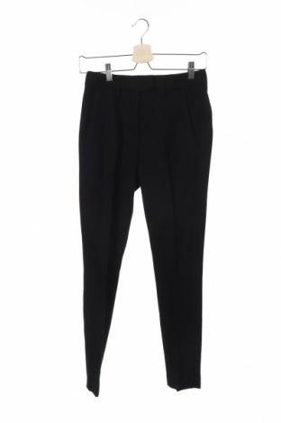 Γυναικείο παντελόνι Dondup, Μέγεθος XS, Χρώμα Μαύρο, 86% βισκόζη, 11% μαλλί, 3% ελαστάνη, Τιμή 48,25€