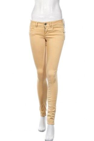 Дамски панталон G-Star Raw, Размер S, Цвят Бежов, 97% памук, 3% еластан, Цена 28,08лв.