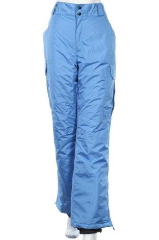 Дамски панталон Gregster, Размер XXL, Цвят Син, Полиестер, Цена 45,36лв.