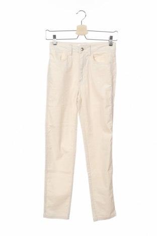 Дамски панталон Joseph Janard, Размер XS, Цвят Екрю, 60% памук, 38% модал, 2% еластан, Цена 131,25лв.