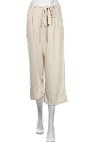 Дамски панталон MSCH, Размер S, Цвят Екрю, 68% модал, 32% полиестер, Цена 22,40лв.