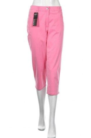 Γυναικείο παντελόνι Zerres, Μέγεθος XL, Χρώμα Ρόζ , 97% βαμβάκι, 3% ελαστάνη, Τιμή 25,97€