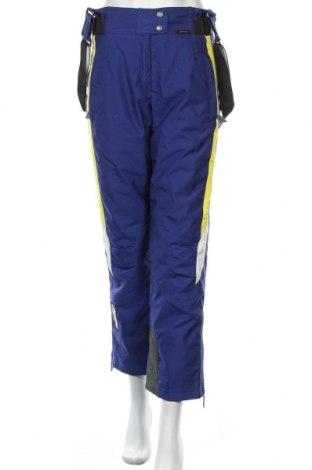 Дамски панталон за зимни спортове, Размер M, Цвят Син, Полиамид, Цена 48,88лв.