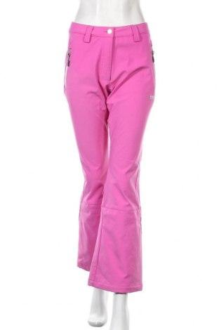 Дамски панталон за зимни спортове 8848 Altitude, Размер M, Цвят Розов, 50% полиестер, 42% полиамид, 8% еластан, Цена 43,89лв.