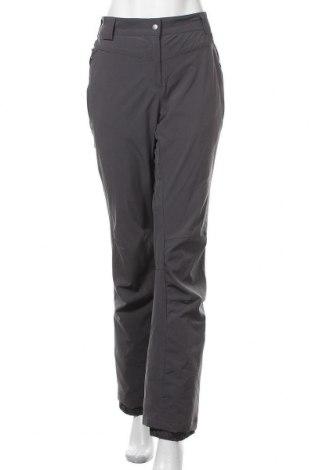 Дамски панталон за зимни спортове Active By Tchibo, Размер M, Цвят Сив, 94% полиамид, 6% еластан, Цена 48,88лв.