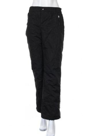 Дамски панталон за зимни спортове Athletic Works, Размер S, Цвят Черен, Полиестер, Цена 50,40лв.