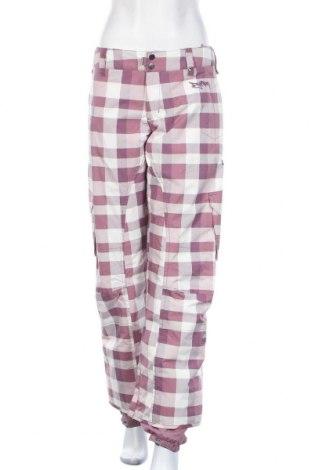 Дамски панталон за зимни спортове Burton, Размер S, Цвят Розов, Полиамид, Цена 73,71лв.