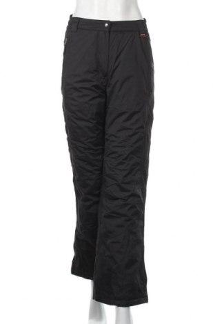 Дамски панталон за зимни спортове Maier Sports, Размер M, Цвят Черен, Полиестер, Цена 88,99лв.