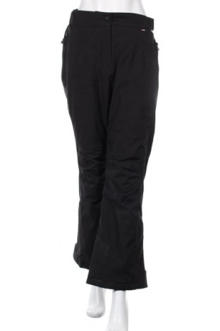 Дамски панталон за зимни спортове Maier Sports, Размер L, Цвят Черен, 90% полиестер, 10% еластан, Цена 66,15лв.