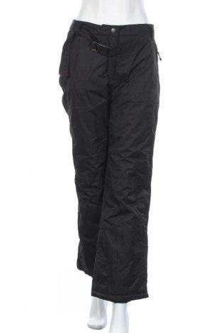 Дамски панталон за зимни спортове Maier Sports, Размер L, Цвят Черен, Полиестер, Цена 79,43лв.