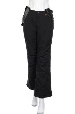 Дамски панталон за зимни спортове Maier Sports, Размер L, Цвят Черен, Полиестер, Цена 57,12лв.