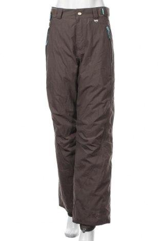 Дамски панталон за зимни спортове O'neill, Размер M, Цвят Кафяв, Полиестер, Цена 53,24лв.