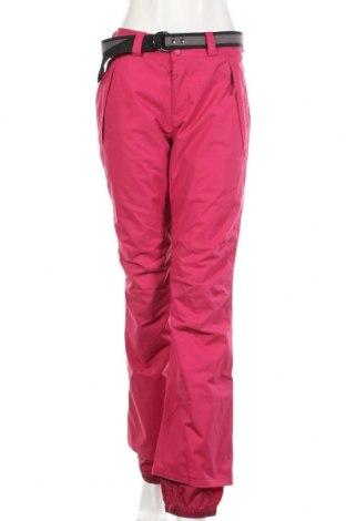 Дамски панталон за зимни спортове O'neill, Размер M, Цвят Розов, Полиестер, Цена 61,22лв.