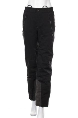 Дамски панталон за зимни спортове Oxylane, Размер S, Цвят Черен, Полиестер, Цена 58,59лв.