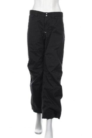 Дамски панталон за зимни спортове Peak Performance, Размер M, Цвят Черен, Полиамид, Цена 68,80лв.
