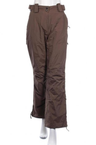 Дамски панталон за зимни спортове Top Tex, Размер S, Цвят Кафяв, Полиамид, Цена 12,86лв.