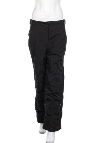 Дамски панталон за зимни спортове Wedze, Размер L, Цвят Черен, Цена 55,19лв.
