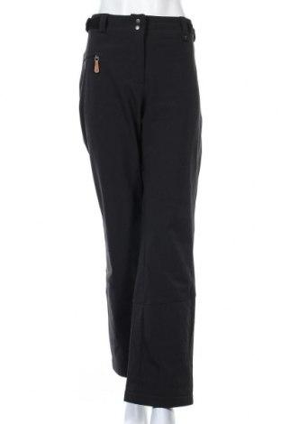 Дамски панталон за зимни спортове Wedze, Размер XL, Цвят Черен, 88% полиестер, 12% еластан, Цена 36,03лв.