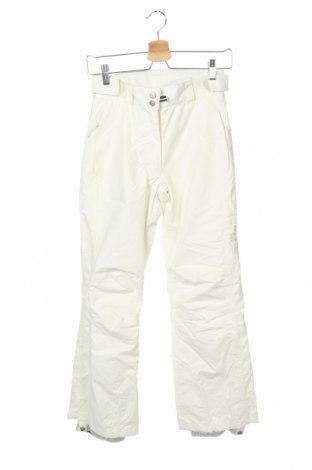Дамски панталон за зимни спортове Ziener, Размер XS, Цвят Екрю, Полиамид, Цена 44,52лв.