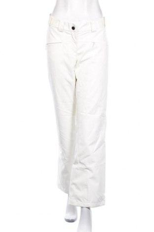 Дамски панталон за зимни спортове Ziener, Размер L, Цвят Бял, Полиестер, Цена 60,48лв.